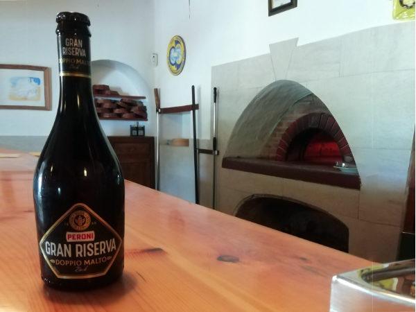 Pizzeria Ristorante Il Forno - Birra Peroni Gran Riserva